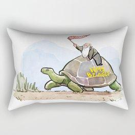 Charles Darwin Rectangular Pillow