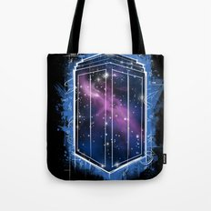 Time, Space, and Graffiti  Tote Bag