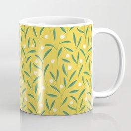 Cut Up Tulips Coffee Mug