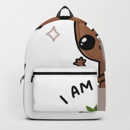 Hello, little tree! Backpack