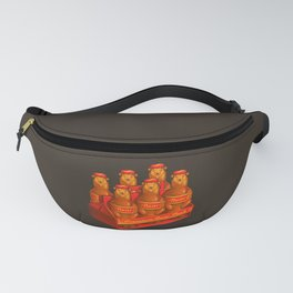 Pack of Bears Fanny Pack