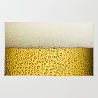 beer Area & Throw Rugs featuring Beer by Thorin