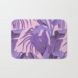 Tropical '17 - Starling [Banana Leaves] Bath Mat