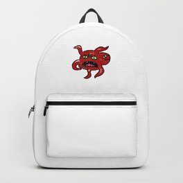 School Is Cancer Backpack
