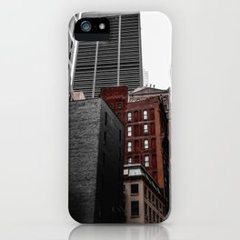 Manhattan View iPhone Case