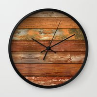 yosemite Wall Clocks featuring Yosemite by Diego Tirigall