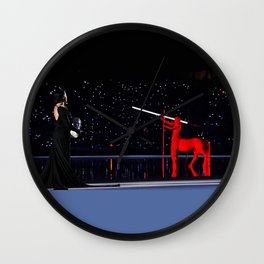 Chiron Centaur Wall Clock