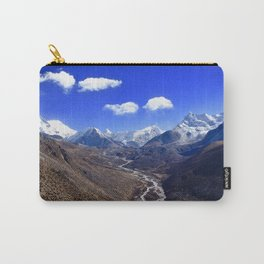 Himalayan Valley Carry-All Pouch