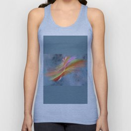 natural in space   (A7 B0225) Unisex Tank Top