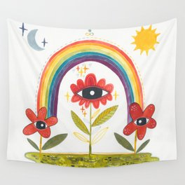Offshoot Wall Tapestry