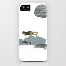 (la legende de) L'étrangère iPhone Case