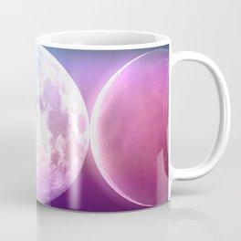 Moon Triple Goddess Rainbow Coffee Mug