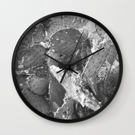 CACTUS VI / Pioneertown, CA Wall Clock