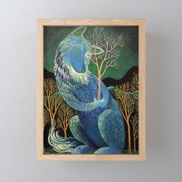 Trees Have Feelings Too Framed Mini Art Print