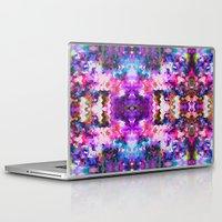trippy Laptop & iPad Skins featuring Trippy by Padi Patt