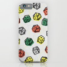 Roll the dice iPhone 6s Slim Case