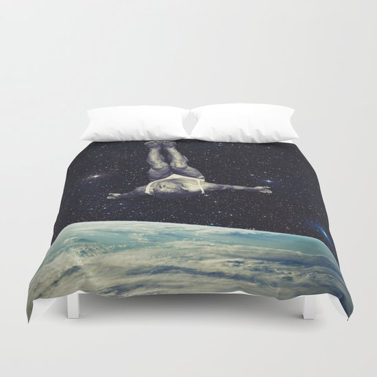 Jumping Duvet Cover