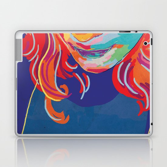 self portrait n1 Laptop & iPad Skin