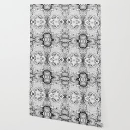 Foliated Marble as a Geometric Map of the Universe Wallpaper