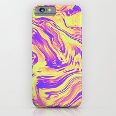 GIRL WITH ONE EYE iPhone 6 Slim Case