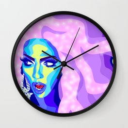 QUEEN ALYSSA EDWARDS Wall Clock