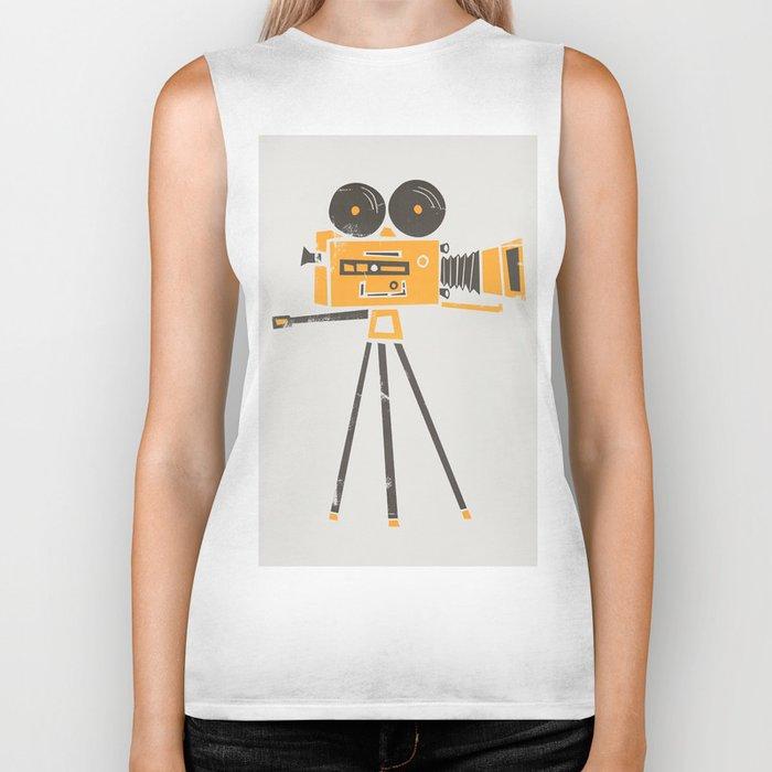 Cine Camera Biker Tank