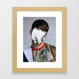 Ramificaciones Framed Art Print