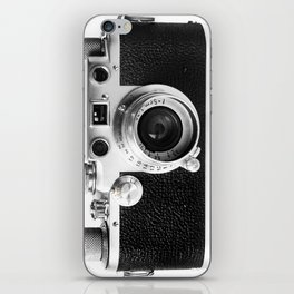 Old Camera iPhone Skin