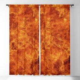 Flames Blackout Curtain