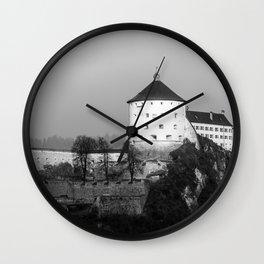 Kufstein, Austria Wall Clock