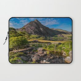 Tryfan Mountain Valley Laptop Sleeve