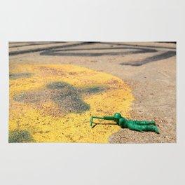 Toy Soldier - Graffiti Rug