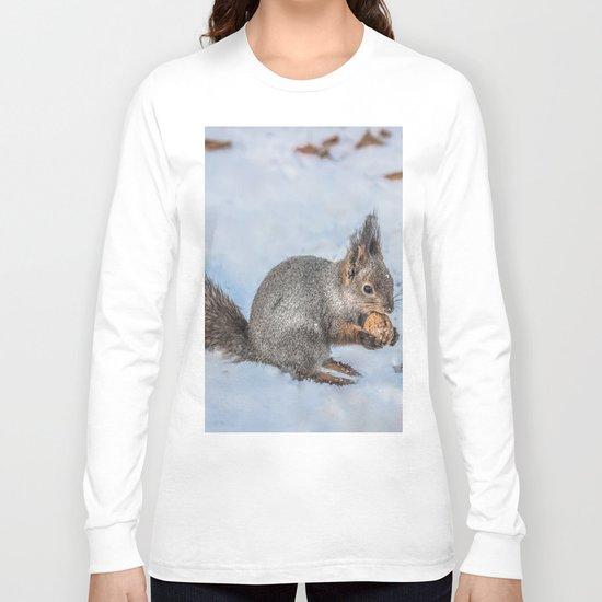 Hard nut to crack Long Sleeve T-shirt
