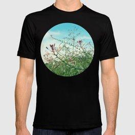 Field Wild Flowers T-shirt