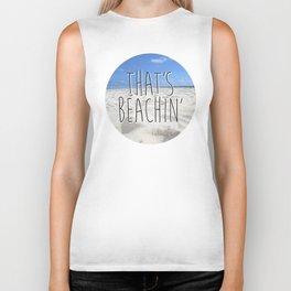 That's Beachin' Biker Tank