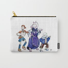 Single Monsters Carry-All Pouch
