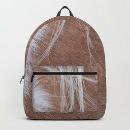 Equine Cowlick Backpack