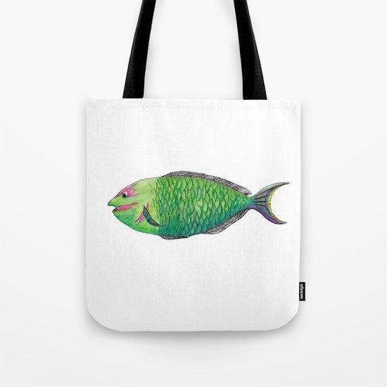 One Fish Tote Bag