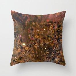 Cheerios Throw Pillow