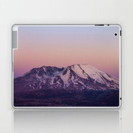 Mount Saint Helens at dusk Laptop & iPad Skin