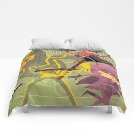 kick ass fan art 2 Comforters