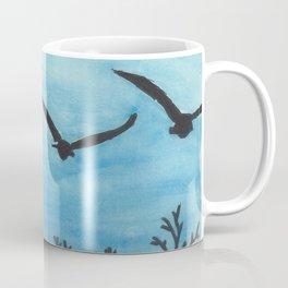 Flight Coffee Mug