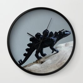 Looking for Dinosaurs Wall Clock