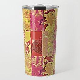 Rose Collage 157 Travel Mug
