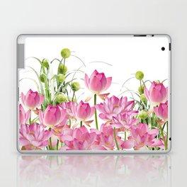 Field of Lotos Flowers Laptop & iPad Skin