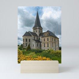 Saint George de Bocherville Mini Art Print
