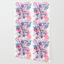 Fleurs du soleil Wallpaper