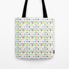 geometrics colors Tote Bag