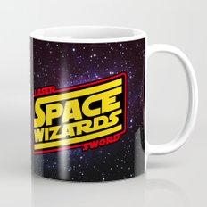 LASER SWORD SPACE WIZARDS Mug