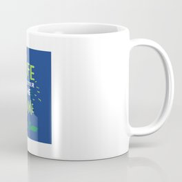 Life Is Better At The Lake - Outdoor And Fishing Quote Gift Coffee Mug